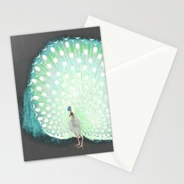 The tail that blinds. Stationery Cards