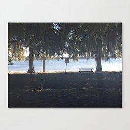 Lake Virginia Canvas Print