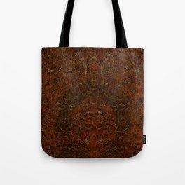 Azteca II Warm Browns & Golds Tote Bag