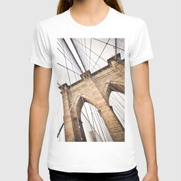 Brooklyn Bridge I T-shirt