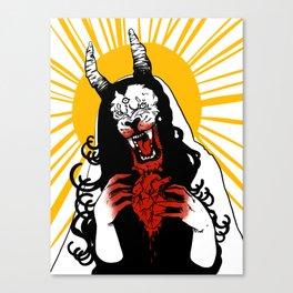 Soul Eater Canvas Print