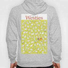 A Waggle of Westies Hoody