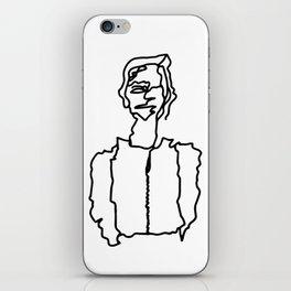 class of people iPhone Skin