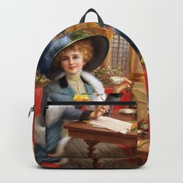 Tea and Letters Backpack