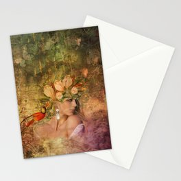 Ode to Carnevale Stationery Cards