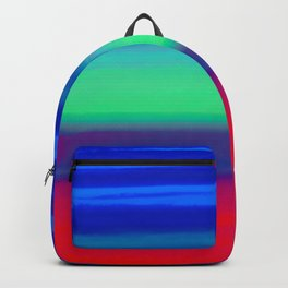 Rocket Blue Backpack