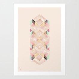 Reflections #3 Art Print