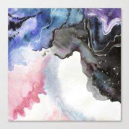 Nebula Soul Canvas Print
