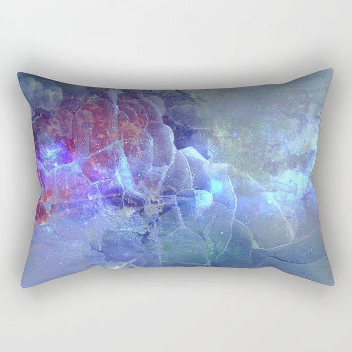 Crystalized Rectangular Pillow