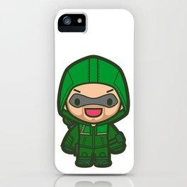Green Archer iPhone Case
