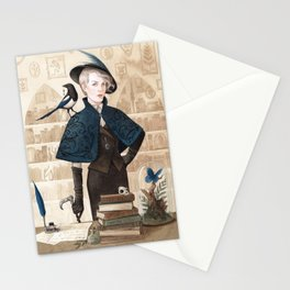 Magpie ~ A Compendium Of Witches Stationery Cards