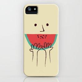 Summer smile iPhone Case