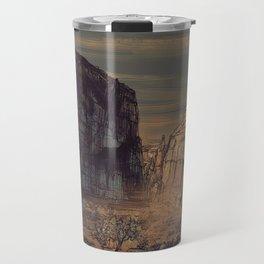 Desert Landscape 03 Travel Mug