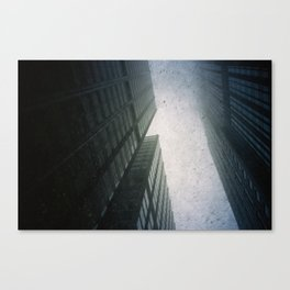 American Siberia Canvas Print