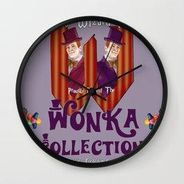 Weasleys' Wonka Collection Wall Clock