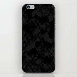 CarbonFlage  iPhone Skin
