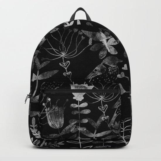 Abstract Botanical Garden V Backpack