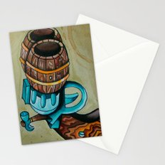 Double Barrel Stationery Cards