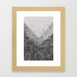 Sometimes Framed Art Print