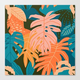 Plant Aloha Canvas Print