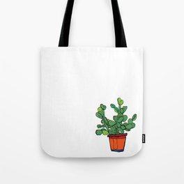 Cactus fractus Tote Bag