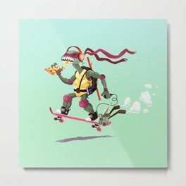 Donatello Metal Print