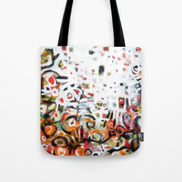 The Places We Go Tote Bag