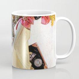 Joseph Christian Leyendecker - Goodbye Summer - Digital Remastered Edition Coffee Mug