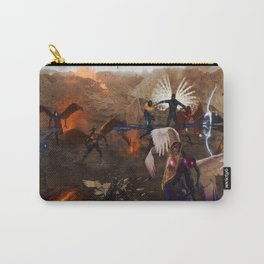 War in Heavens Carry-All Pouch