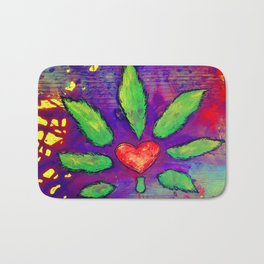 Pot love Bath Mat