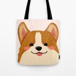 Corgi [blep!] Tote Bag