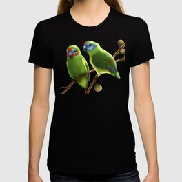 Double-eyed Fig Parrot T-shirt