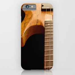 Music is a Moral Law iPhone Case