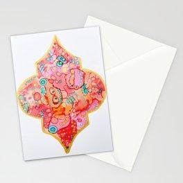 Arabesque Tile 1 Stationery Cards
