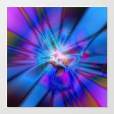 Quantum Electrodynamics Canvas Print