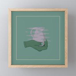 Vessel Framed Mini Art Print