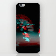 degenerated speed iPhone & iPod Skin