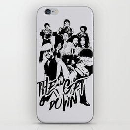 get down on it iPhone Skin
