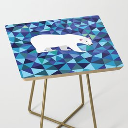 Rider of Icebergs Side Table
