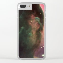 Horsehead Nebula Clear iPhone Case