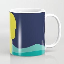 Be in deep water Coffee Mug