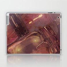 Flickering Stars Laptop & iPad Skin