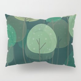 FOREST Pillow Sham
