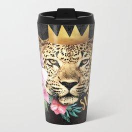 superior in the jungle Metal Travel Mug