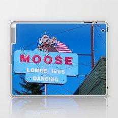 A Moose is a Moose Laptop & iPad Skin