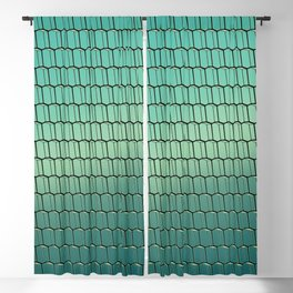 Harpa Reflections pattern Blackout Curtain