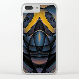 harbinger Clear iPhone Case