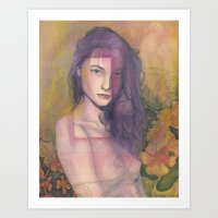 focus Art Prints featuring Focus by Madelyne Joan Templeton