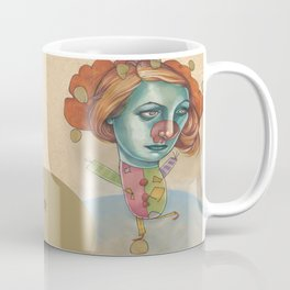 JUGGLING CLOWN Coffee Mug