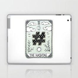 The Hashtag Laptop & iPad Skin
